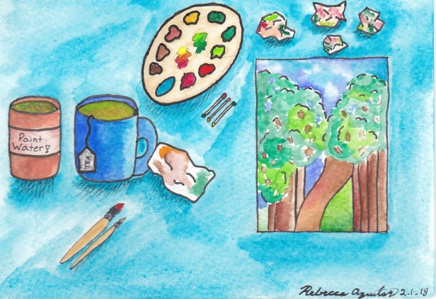 My Art-Header