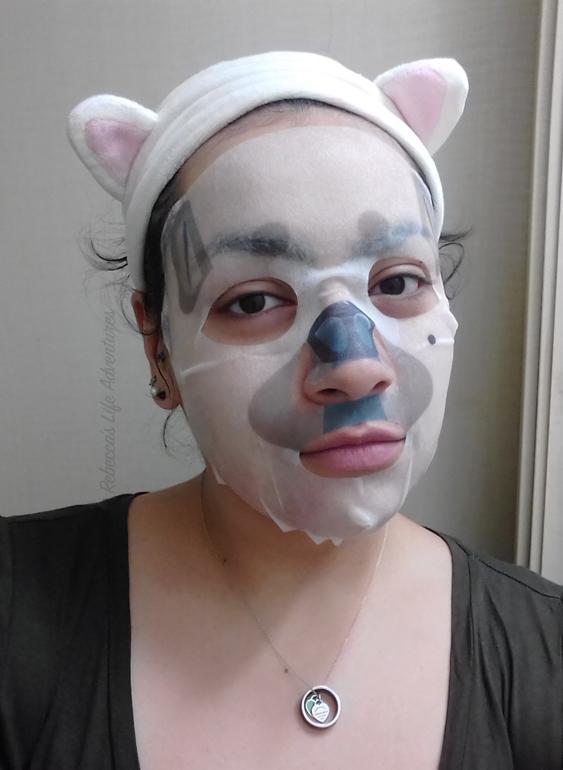 My Real Pet Mask-Chihuahua Wearing