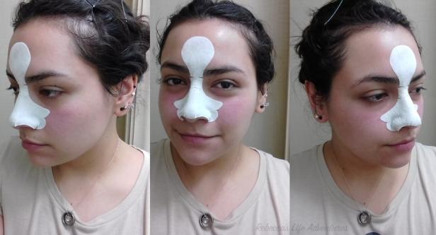Tako-wearing mask-3 pics together
