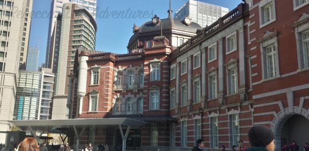 Tokyo Station-1